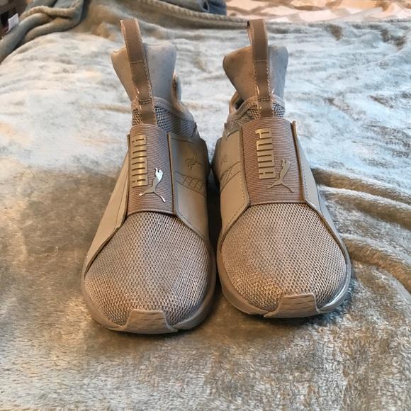 2b4f9b6129f Kylie Jenner Puma Fierce Core Mesh Training Shoes.  M 5b0798555512fd27e3a6a043
